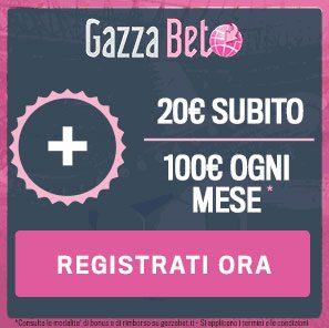 bonus-gazzabet-pronosticisulweb