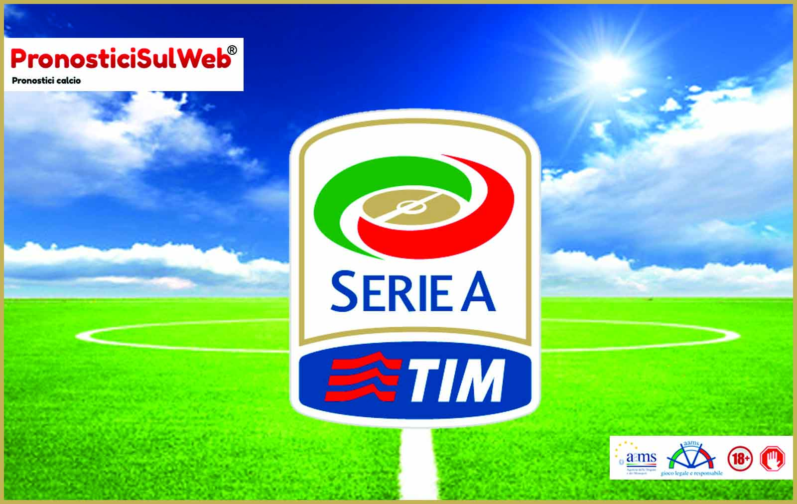"Pronostici e quote vincente scudetto [current_date format=""j F Y""]"