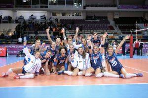 Nazionale italiana femminile Volley Rio 2016