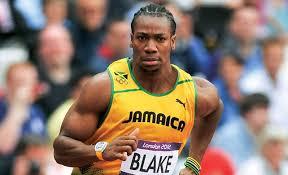 Il jamaicano Blake 100 metri Rio 2016