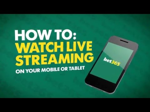 Modulo d'Bet365 App Streaming
