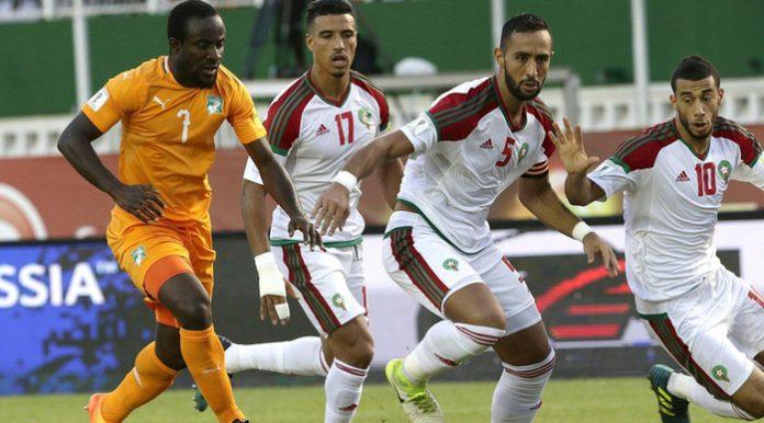 Marocco Iran
