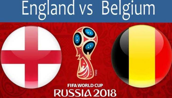 Inghilterra Belgio