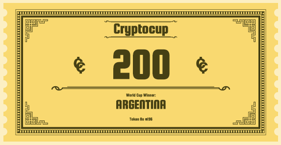Tocken Cryptocup
