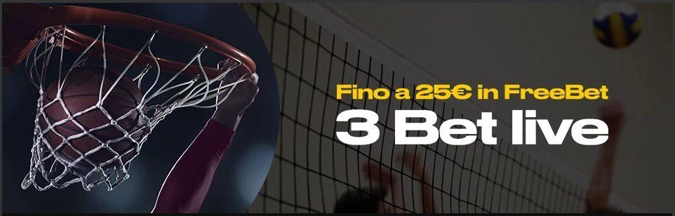 Promo Basket Bwin