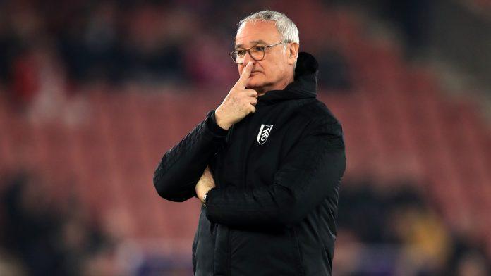 Esonero Ranieri