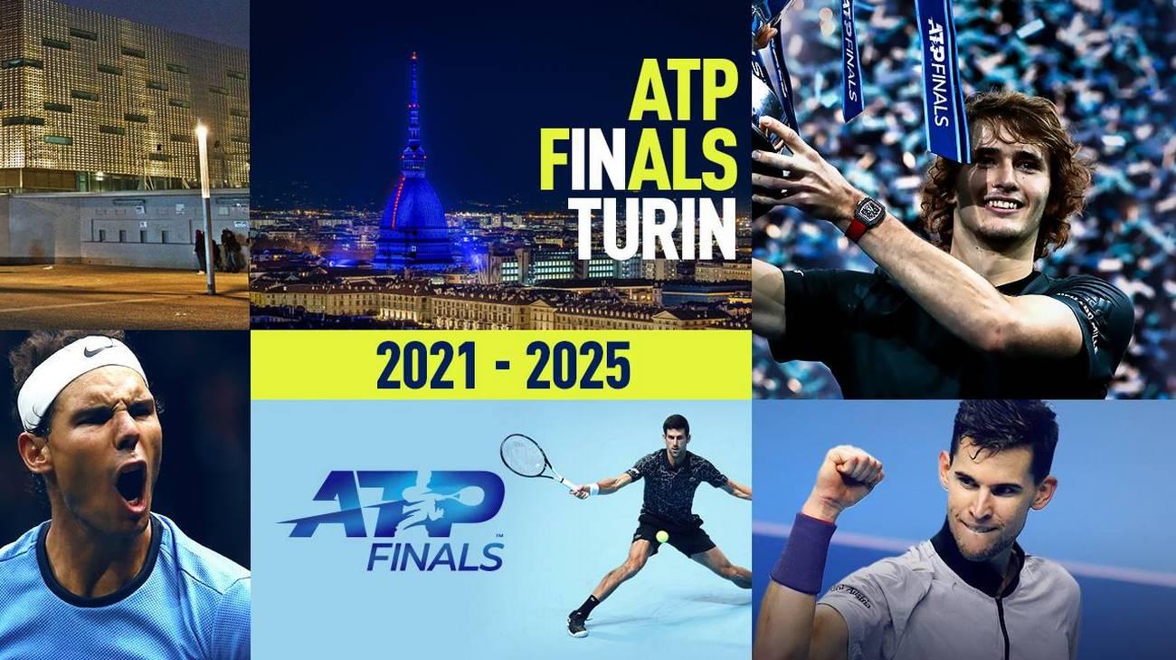 Tennis, le Atp Finals sbarcano a Torino