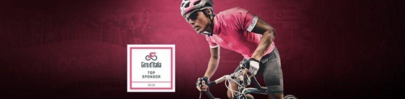 Unibet Sponsor Ufficiale Giro 2019