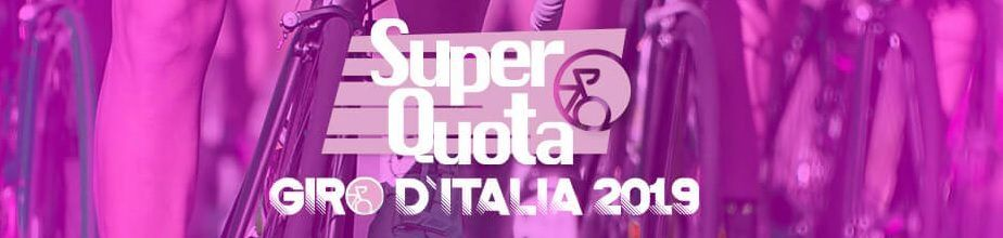 Super QUote Eurobet Giro d'Italia