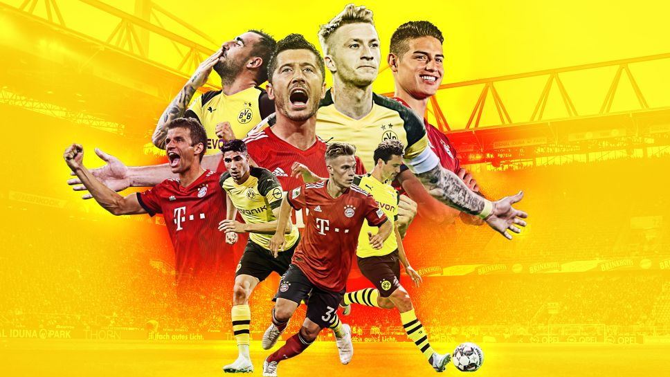 Bayern-Borussia Dortmund