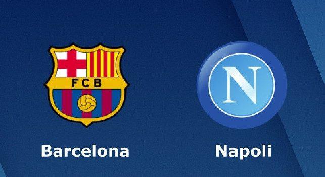 Pronostico Barcellona-Napoli, schedina ottavi Champions League 18 marzo 2020