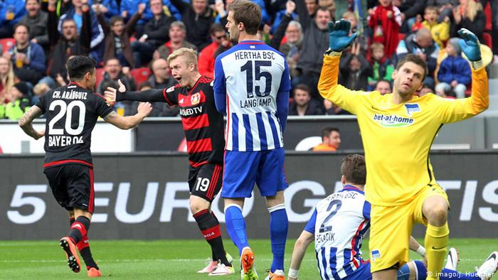 Pronostico Leverkusen Herta